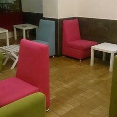 Photo taken at Vesal Café   کافه وصال by Siavash P. on 7/6/2014
