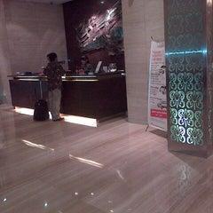 Photo taken at Grand Swiss-Belhotel by Danus W. on 11/19/2012