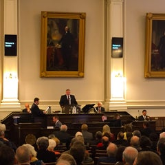 Photo taken at New Hampshire State House by Dan T. on 1/7/2015