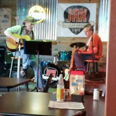 Photo taken at Jax Neighborhood Cafe by Bruce R. on 10/6/2012