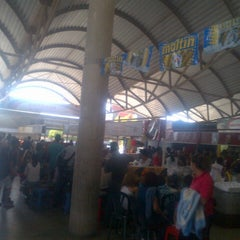 Photo taken at Mercado Municipal de Conejeros by Stephanie B. on 9/27/2012