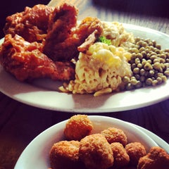 Photo taken at Willie Mae's Scotch House by Katie S. on 7/15/2013