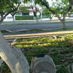 Photo taken at Parque Villas del Sol by Ana D. on 8/1/2013
