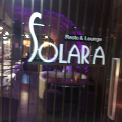 Photo taken at Solaria by verindo g. on 8/11/2014