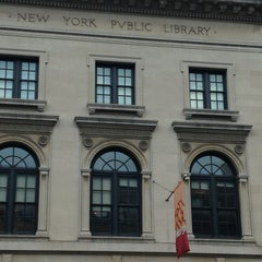Photo taken at New York Public Library - St. Agnes Library by D K. on 8/17/2013