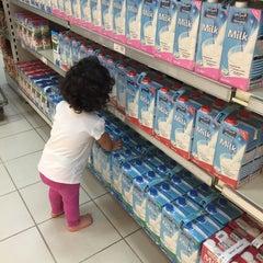 Photo taken at Safestway Supermarket سيفستوي by Amireh 7. on 10/5/2015