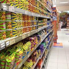 Photo taken at Safestway Supermarket سيفستوي by Amireh 7. on 9/2/2014
