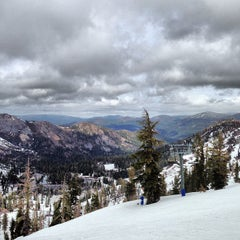 Photo taken at Alpine Meadows Ski Resort by Daniel Eran D. on 4/6/2013