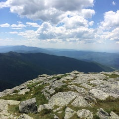 Photo taken at Camel's Hump State Park - Summit by Meg H. on 6/27/2014