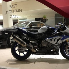 Photo taken at BMW Motorrad Park Lane by Nazri E. on 8/14/2014
