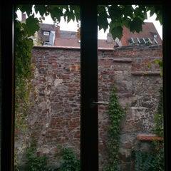 Das Foto wurde bei Hotel Agneshof von blacktailfox am 10/4/2013 aufgenommen
