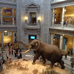 Foto tirada no(a) National Museum of Natural History por Harjit em 4/21/2013