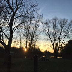 Photo taken at Milton River Park by Harjit on 11/17/2015