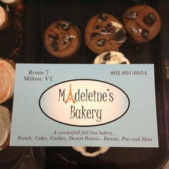 Photo taken at Madeleine's Bakery by Harjit on 1/26/2013