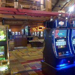 Photo taken at Lady Luck Casino Nemacolin by Larry S. on 6/3/2013