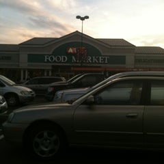 Photo taken at A&P Supermarket by DJ LIL JOE on 12/4/2012