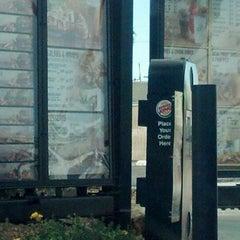 Photo taken at Burger King by Mandy W. on 11/18/2012