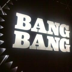 Photo taken at Bang Bang by Luis R. on 7/31/2013