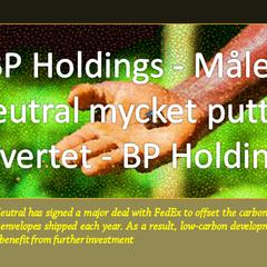 Photo taken at BP Holdings Barcelona & Madrid Spain by Raine S. on 12/7/2012
