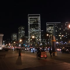 Photo taken at Central Embarcadero Piers by Steve A. on 12/17/2015