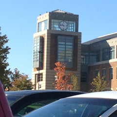 Photo taken at Eastern Michigan University by Rory K. on 10/11/2012