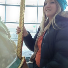 Photo taken at The Carousel @ Carousel Center by Laura N. on 2/4/2013