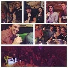 Photo taken at Pandora Karaoke & Bar by Sabrinabot on 7/20/2013
