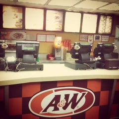 Photo taken at A&W by Sol B. on 7/11/2013