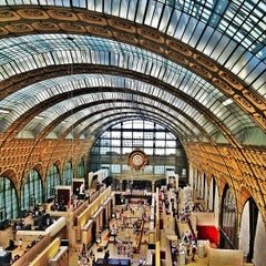 Photo taken at Musée d'Orsay by Kirill S. on 8/11/2013