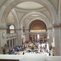 Photo taken at The Great Hall at The Metropolitan Museum of Art by Екатерина on 7/7/2013