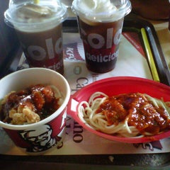 Photo taken at KFC / KFC Coffee by iffa o. on 12/19/2012
