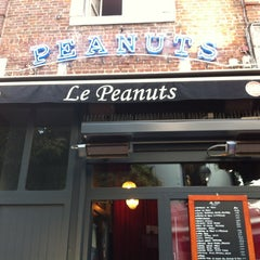 Photo taken at Peanut's by Bonmariage S. on 7/10/2013