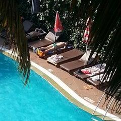 Photo taken at Hotel Baga Marina by Ankit G. on 4/6/2013