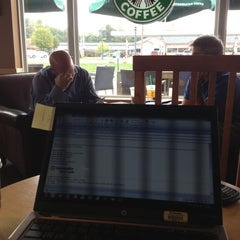 Photo taken at Starbucks by Andy K. on 9/28/2012