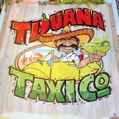 Photo taken at Tijuana Taxi Co by Norman S. on 5/17/2013