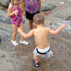Photo taken at John Jay Playground by Suzana U. on 8/28/2014