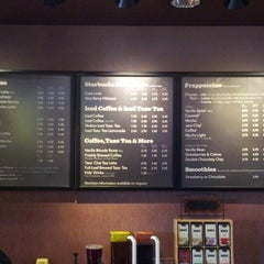 Photo taken at Starbucks by Joe Z. on 1/26/2013