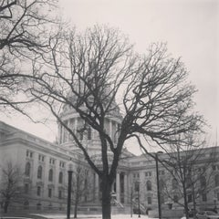 Photo taken at Capitol Square by Joe Z. on 2/26/2013