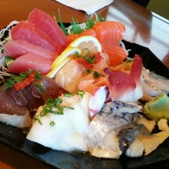 Photo taken at Okawa Japanese Restaurant by Nathan H. on 10/1/2014