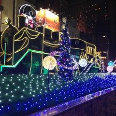 Photo taken at 新橋駅前 SL広場 by 水島 六. on 12/1/2012