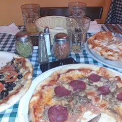 Photo taken at Dolce Napoli by Gabriel I. on 6/21/2013