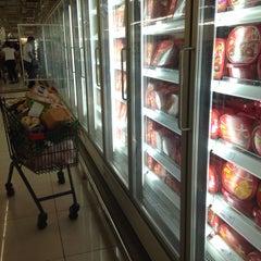 Photo taken at Gaisano Supermarket by Nessa I. on 9/20/2014