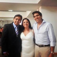 Photo taken at Registro Civil by Ricardo A. on 9/2/2013