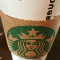 Photo taken at Starbucks Coffee by Pablo G. on 7/1/2015