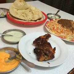 Photo taken at Karachi Restaurant by Jhoan R. on 4/14/2014