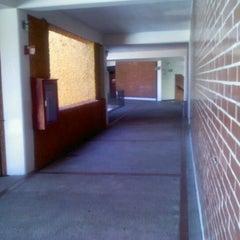 Photo taken at Departamento de Letras, Humanidades e Historia del Arte by Mario C. on 10/11/2012