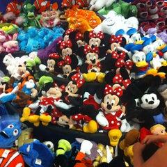 Photo taken at Disney Store by Vyda on 6/20/2013