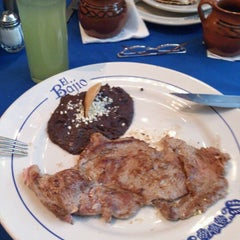 Photo taken at El Bajío by Gustavo M. on 9/28/2012