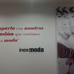 Photo taken at Inexmoda, Instituto para la Exportación y la Moda by Wendy V. on 7/12/2013