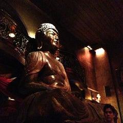Photo taken at Buddha Bar by Konstantin L. on 2/14/2013